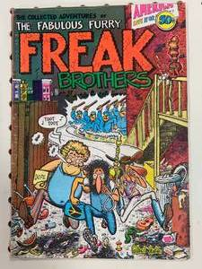 Fabulous Freak Brothers Issue #1 Comic Book