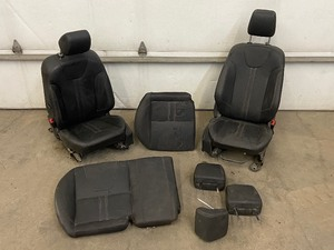 2012 Ford Focus Seats
