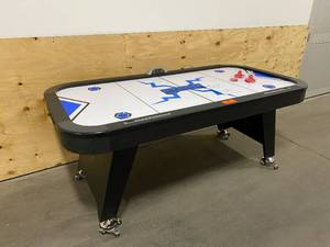 FAT CAT Storm MMXI 7 ft. Air Hockey Table