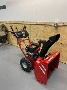 TROY-BILT Storm 2620 208cc 26-in Two-Stage Electric Start Gas Snow Blower with Headlight
