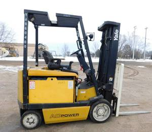 2006 Yale ERC50 Electric Forklift