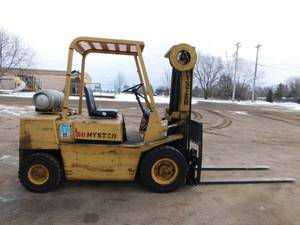 1984 Hyster H50XL Forklift