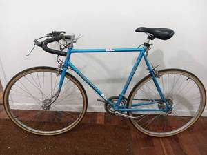 Vintage Blue Emperor Maruishi Mens Road Bike