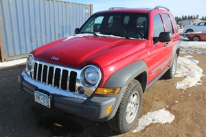 2005 Jeep Liberty Sport - One Owner -