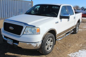 2005 Ford F150 XLT 4x4 Crew Cab - 2 Owners -