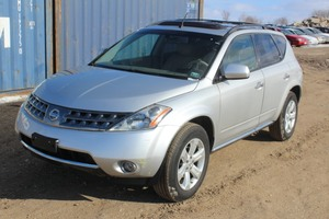 2007 Nissan Murano SL - One Owner - AWD -