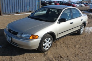 1997 Mazda Protege - 2 Owners - 31,957 Miles -