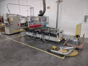 Masterwood Project 327 CNC Machining Center