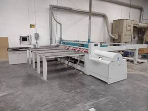 Giben Starmatic 850 CNC Beam Panel Saw,