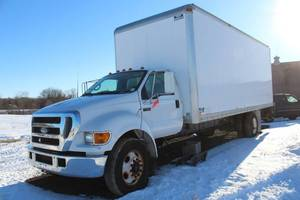 2005 Ford F-650 Super Duty Regular Cab 24' Box Truck