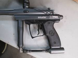 Spyder Xtra Custom Semi-Automatic P...