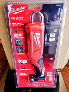 Milwaukee M18 LED Stick Light