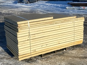 Pallet Lot Of Paper-Backed Insulation