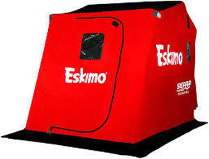 Eskimo Sierra Ice Fishing Shelter
