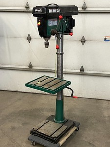 Grizzly 12-Speed Drill Press