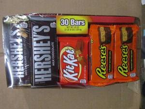 Hersheys Candy Bars