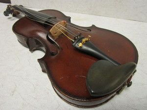 VIOLIN THAT IS A COPY OF STRADIVARIUS FROM CZECHOSLOVAKIA