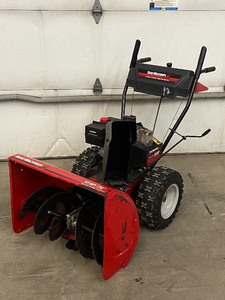 Yard Machines Snow Blower