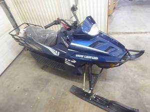 Brand New Snow Leopard 200 Snowmobile--TaoTao Kids---Brand New