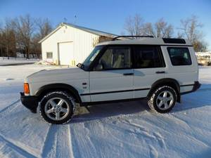 2002 Land Rover SE Discovery Series ll