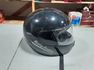 Harley Davidson Full Face Helmet Size Medium