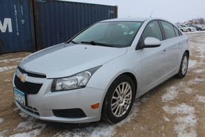 2013 Chevrolet Cruze Eco - 2 Owners -