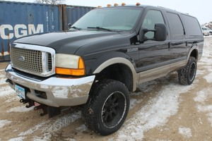 2000 Ford Excursion Limited 4x4 6.8L V10
