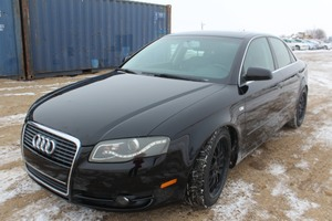 2007 Audi A4 - 134,940 Miles - 5 Speed manual -