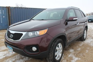 2011 Kia Sorento LX 4x4 - One Owner -