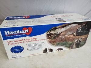 New Havahart Live Animal Trap