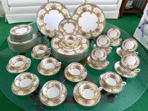 "Wedgewood China Set- ""Austell"""