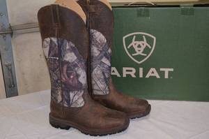 Sportsman 262 Boots and Shoes