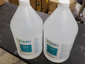2 gallons Ziami alcohol antiseptic ...