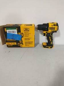DEWALT ATOMIC 20-Volt MAX Brushless Cordless 1/2 in. Drill/Driver (Tool-Only)