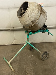 Imer Portable Electric Cement Mixer