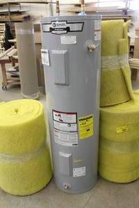 A.O. Smith Pro Line Commercial Grade Electric Storage Tank Water Heater 40-Gallon (new)