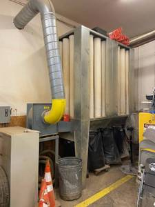 2000 Disa Dust Collector