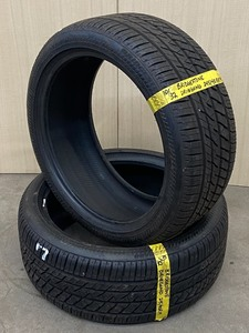 Set Of (2) Bridgestone Tires
