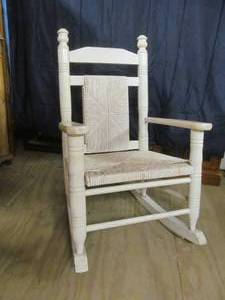 Cracker Barrel child's rocker