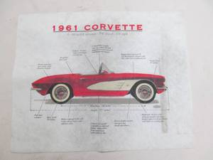 Corvette diagram