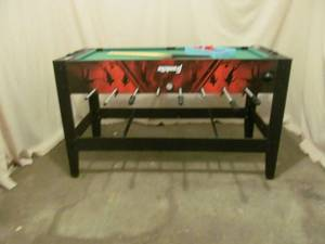 Multi sports table