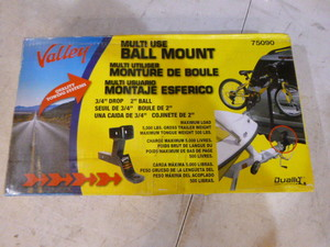 Valley Multi-Use Ball Mount