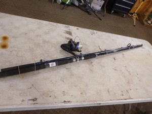 R2F Ready 2 Fish Rod and Reel
