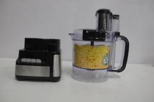 Hamilton Beach 70725 12-Cup Stack and Snap Food Processor