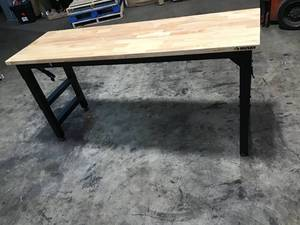 Husky Tool bench see pictures