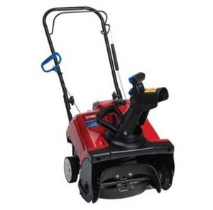 "Brand New Toro Gas Snow Blower 518ZE 18"" Single Stage"