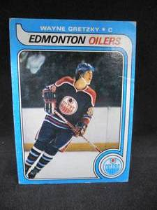 1979-80 Topps Wayne Gretzky Rookie Card #18 - HOLY GRAIL L@@K!!