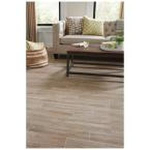 Lifeproof 24 in. x 6 in. Blonde Wood Glazed Porcelain Floor and Wall Tile (14.55 sq. ft/ case)  261.9 sq ft.
