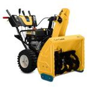 Cub Cadet 2X MAX 30 in. 357 cc Two-Stage Gas Snow Blower with Electric Start, Power Steering and Steel Chute in good conditions