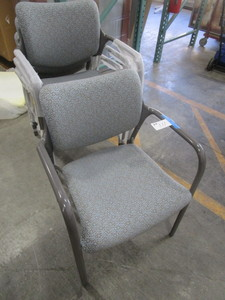 HERMAN MILLER RECEPTION CHAIRS - NEW